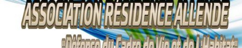 Association Residence Allende!!! A.R.A